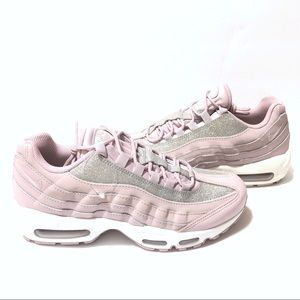 official photos 7e173 6aba2 Nike Air Max 95 Pink Particles Women Running Shoes NWT